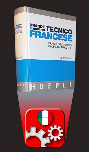 Dizionario Tecnico Francese