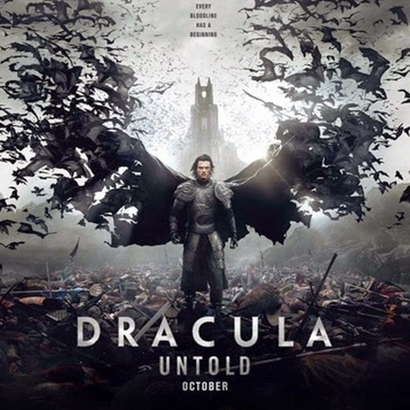 """Dracula Untold"" Unwraps Teaser Posters"