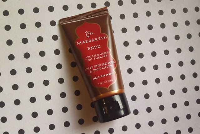 Marrakesh Endz Argan and Hemp Oil Therapy