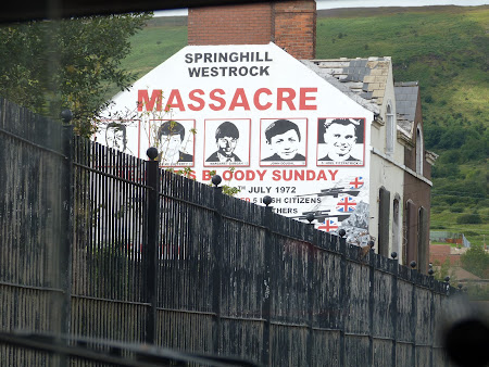 Obiective turistice Belfast: Sunday, bloody Sunday