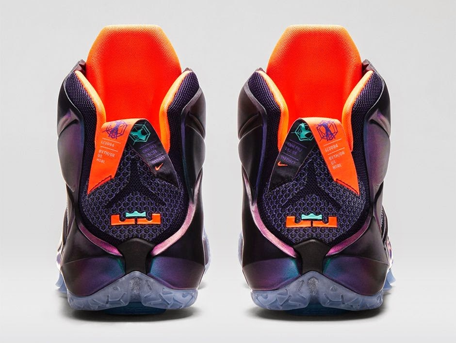 timeless design 59d6e 4f470 discount 8220instinct8221 official look at upcoming nike lebron 12  8220instinct8221 18840 535e7