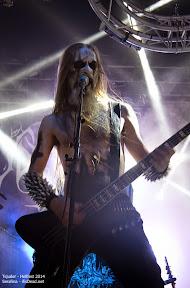 Tsjuder au Hellfest 2014