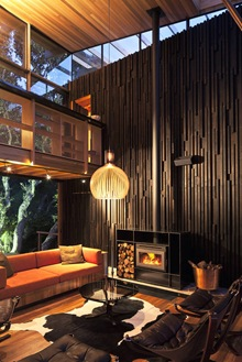 casa-moderna-decoracion-madera