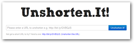 Unshorten.It!