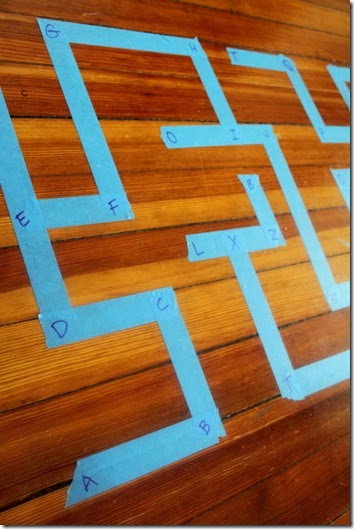 alphabet mazes kids activity for preschoolers