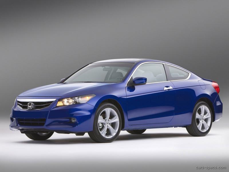 Honda Accord Coupe Specs