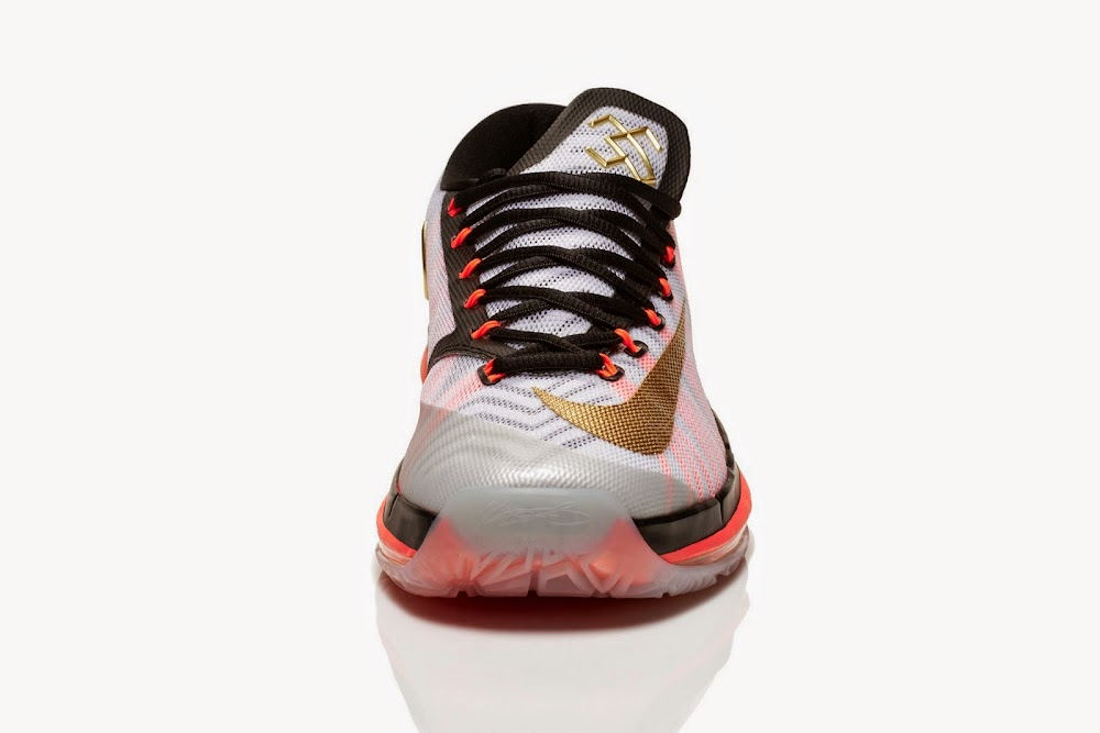 4a7bda2f554 Nike Basketball Elite Series Gold Collection  KD6