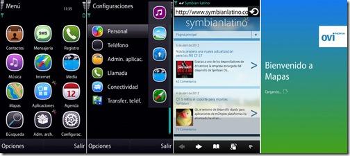 Symbian lite 5 imagen