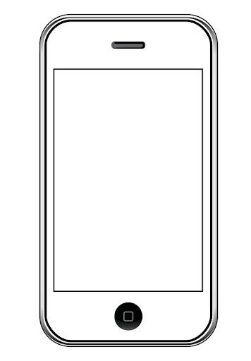 Imagenes De Celulares Y Telefonos Para Colorear Imagui