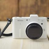 Nikon 1 V1 ホワイト+CPLフィルター