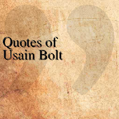 Quotes of Usain Bolt