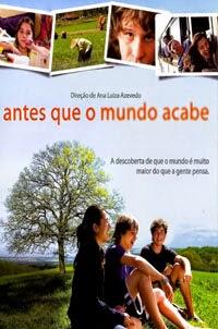 Antes que o Mundo Acabe, por Ana Luiza Azevedo