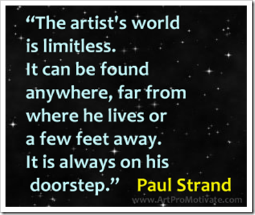 paul strand quotes
