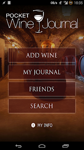 Pocket Wine Journal- screenshot thumbnail