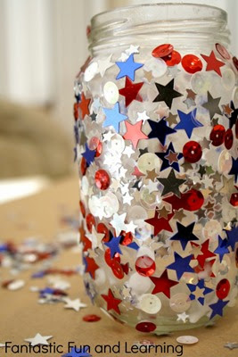 Patriotic-Craft-for-Kids from Fantastic Fun and Learning
