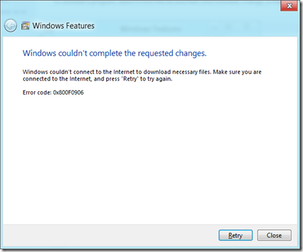 12-03-07 Win8 - 3 DotNET fails to download