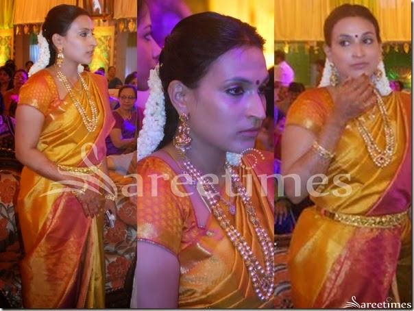 Aishwarya Bridal Silk Saree