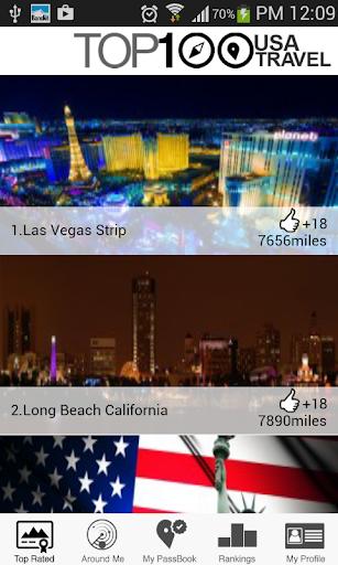 Top 100 USA Travel