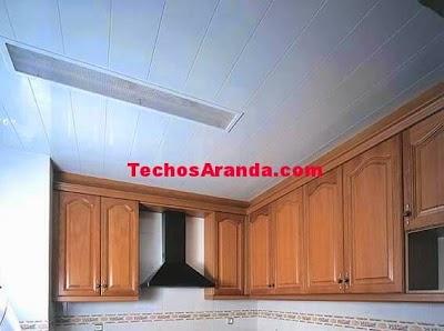 Techos aluminio Lleida