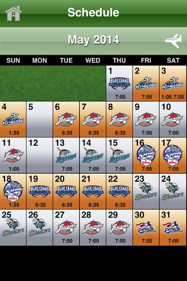 Long Island Ducks Game Schedule