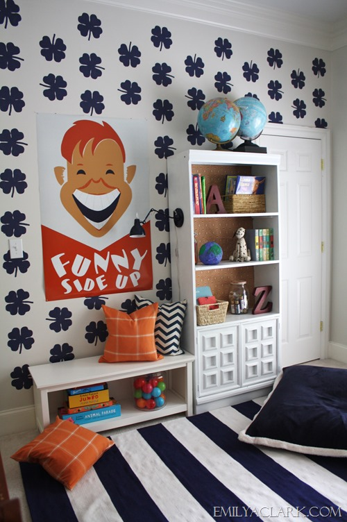Kids' Reading Nook (Pottery Barn Kids/PBS Kids #booknookchallenge)