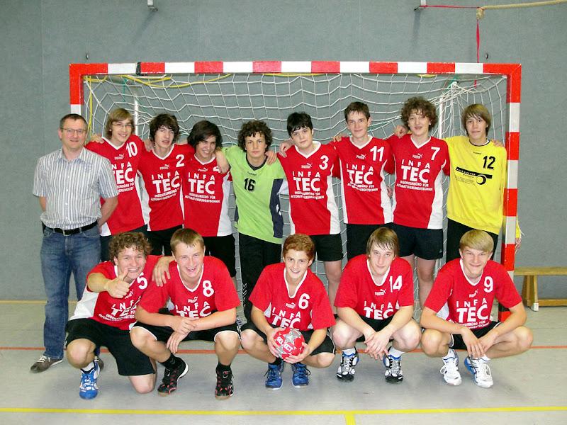 Männliche B-Jugend 2011/2012