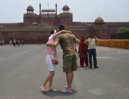obiective turistice Delhi: Red Fort