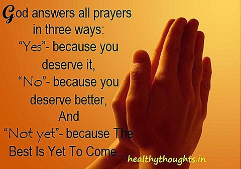 prayer-quotes-God-answers-all-prayers-in-three-ways