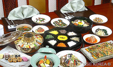 Korean Culinary Tour Seoul Winter