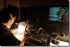 Blitz Sensorial: Audiodescrição ao vivo