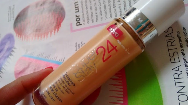 Base Super Stay Maybelline 24 hs