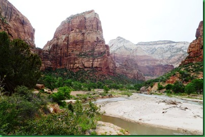 1. Off to Angels Landing