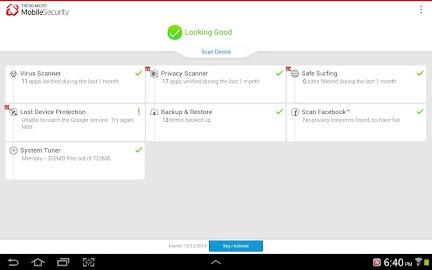 Mobile Security & Antivirus Screenshot 9