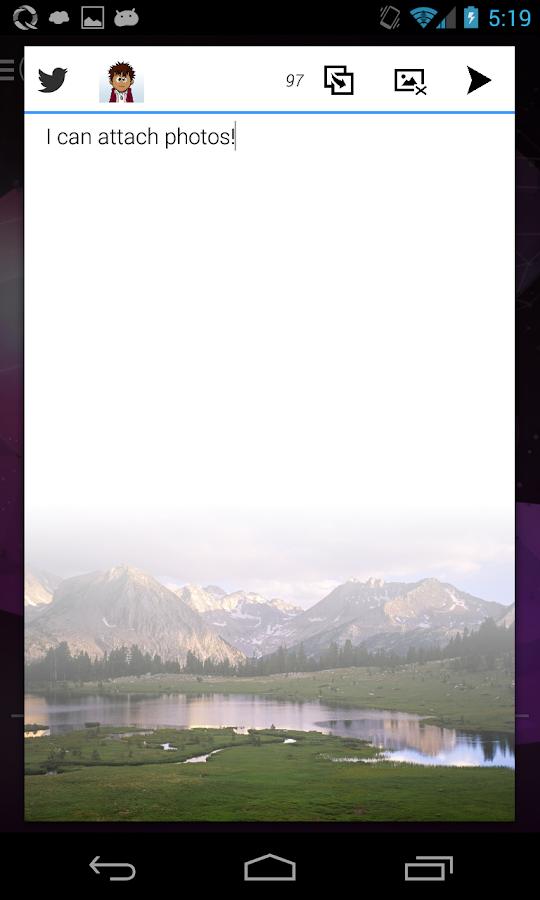 Quick Social - screenshot