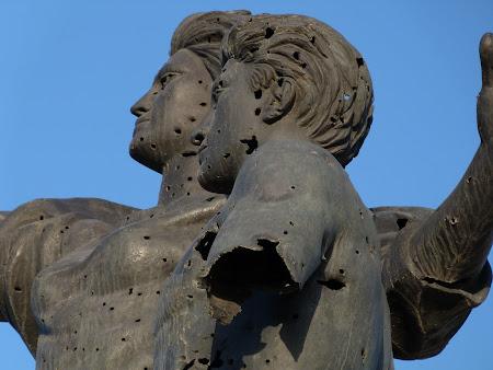 21. Imagini Liban - statuia martirilor