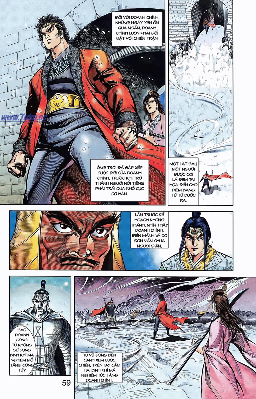 Tần Vương Doanh Chính chapter 10 trang 31