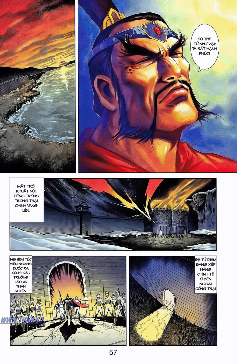 Tần Vương Doanh Chính chapter 10 trang 29