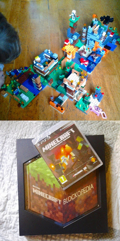 minecraft goodies