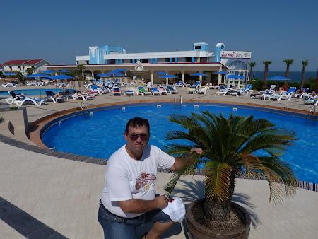 Cazare Costinesti: piscina Vox Maris
