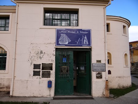 Muzeul Maritimo y Presidio Ushuaia