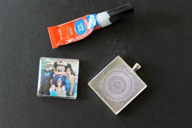 easy photo key chain tutorial