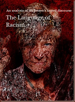 The language of Racism - Analysis of Siv Jensen hatred discourse Cover