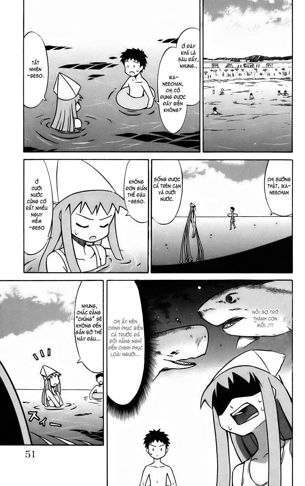 Shinryaku! Ika Musume Chap 6 - Truyen.Chap.VN