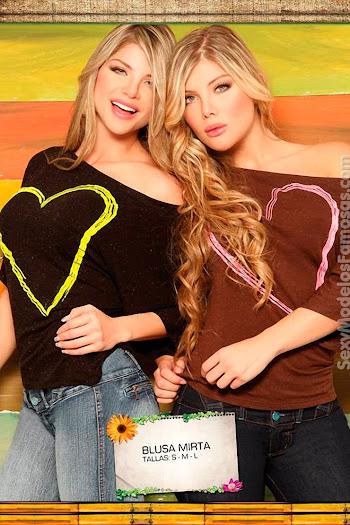 Angelica Jaramillo y Sofia Jaramillo Axxys Jeans Foto 38