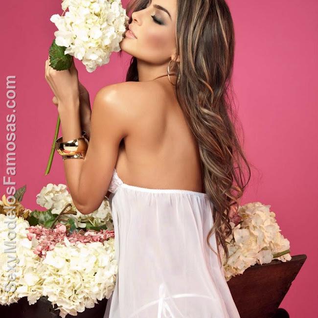 Natalia Velez Sexy Lenceria Besame Foto 69