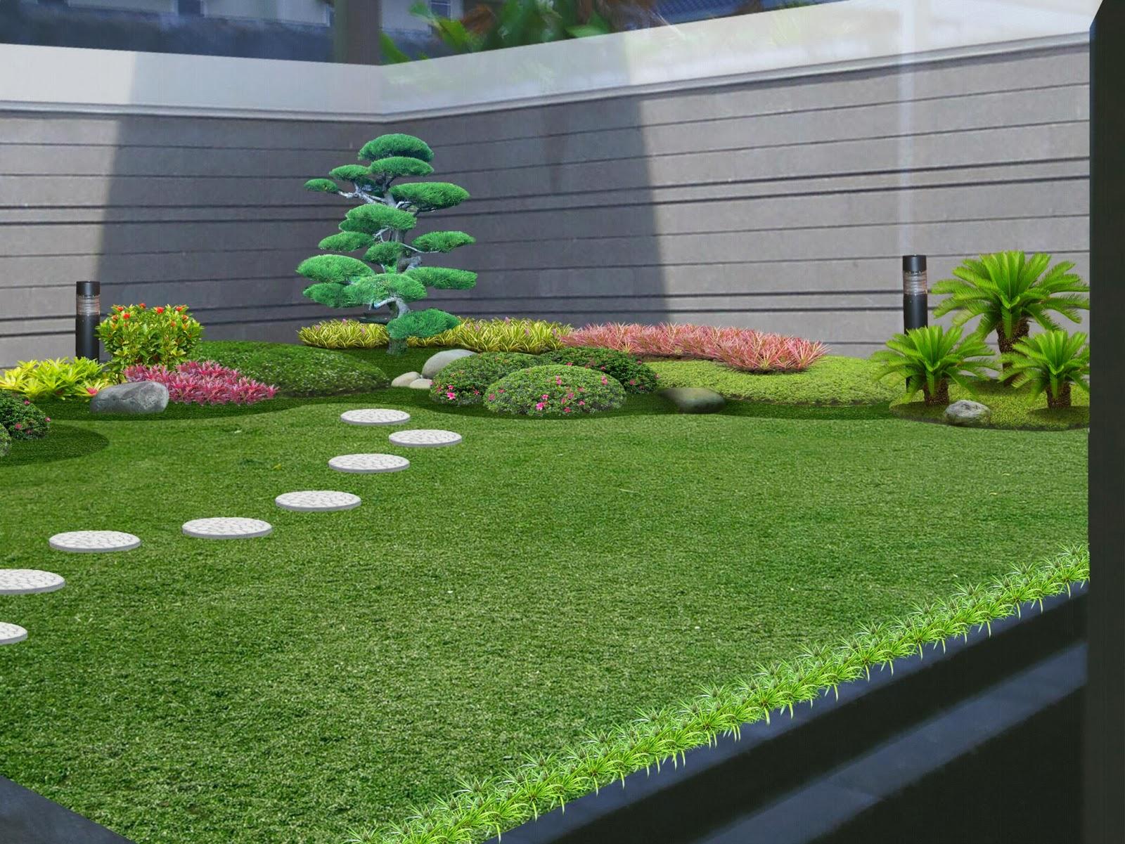 7100 Koleksi Gambar Desain Taman Kecil Minimalis HD Terbaik
