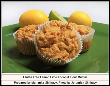 Tropical Traditions muffins