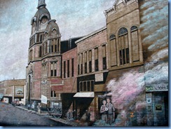 3949 Ohio - Van Wert, OH - Lincoln Highway (Main St)(I-30 Business) - mural