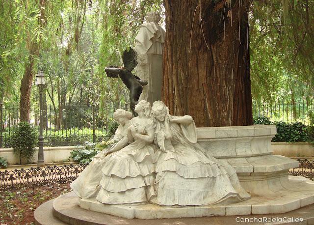 Sevilla - P. Mª Luisa - Glorieta de Becquer - 1 -3j.jpg