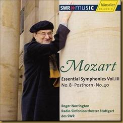 Mozart 40 Norrington Stuttgart